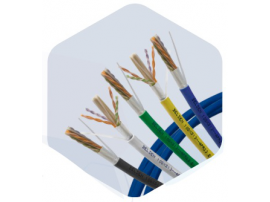CAT 6A系统 - 10GXS系列极细线径CAT6A 线缆