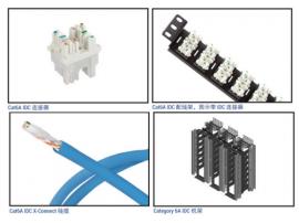 CAT 6A系统 - 10GX IDC系统